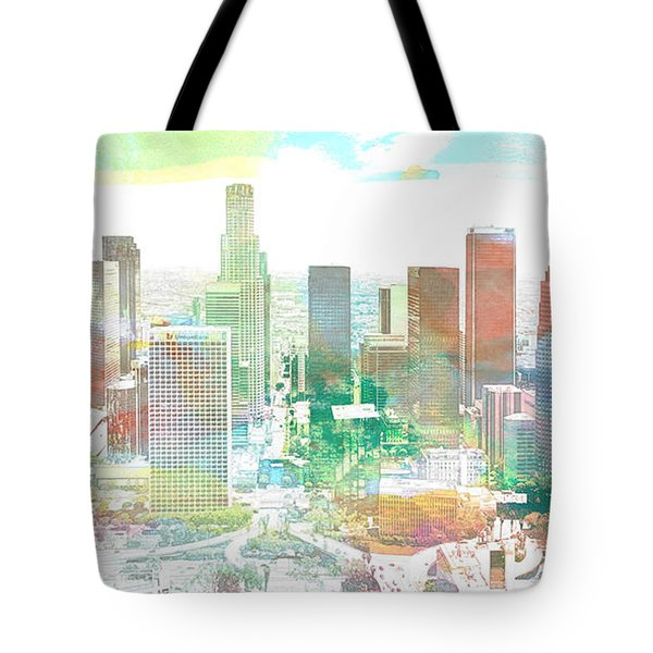 Los Angeles, California, United States Tote Bag