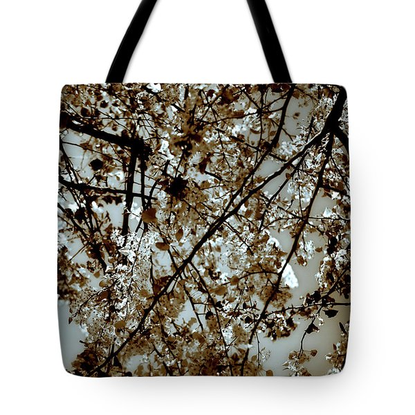 Branch Two Tote Bag