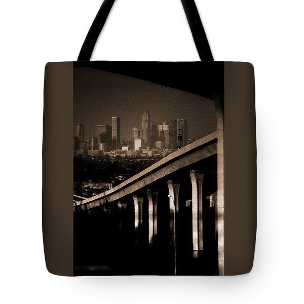 Los Angeles Ramp Tote Bag