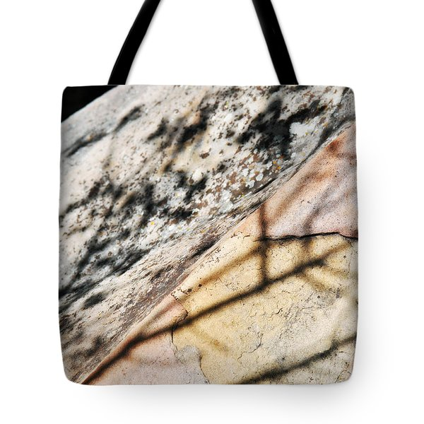 Tote Bag featuring the photograph Los Padres Stone by Kyle Hanson