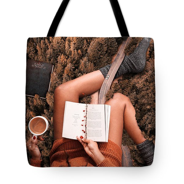 Lose Yourself In A Good Book Tote Bag