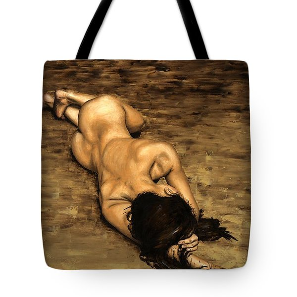 Loss Tote Bag by Richard Young