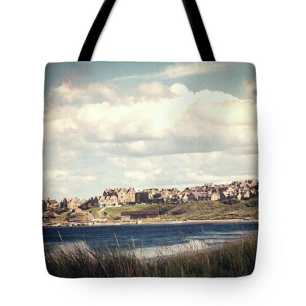 Lossiemouth Tote Bag