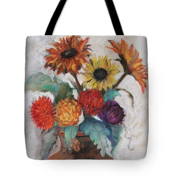 Lost And Found Tote Bag by Robin Maria Pedrero
