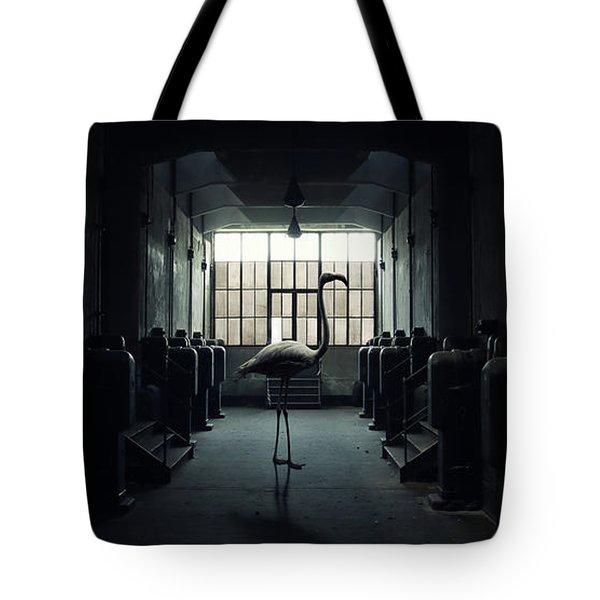 Lost Animals -  Series Nr.1 Tote Bag