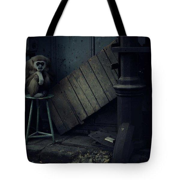 Lost Animals -  Series Nr.4 Tote Bag