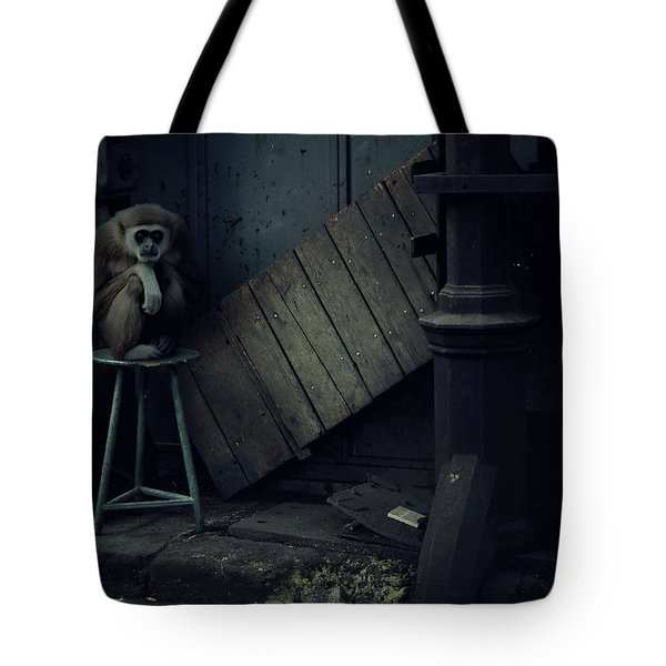 Lost Animals -  Series Nr.4 Tote Bag