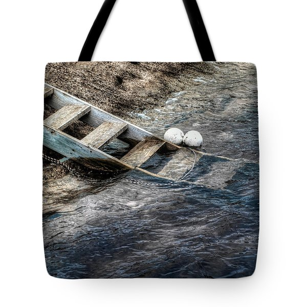 Tote Bag featuring the photograph Lost Boys by Wayne Sherriff