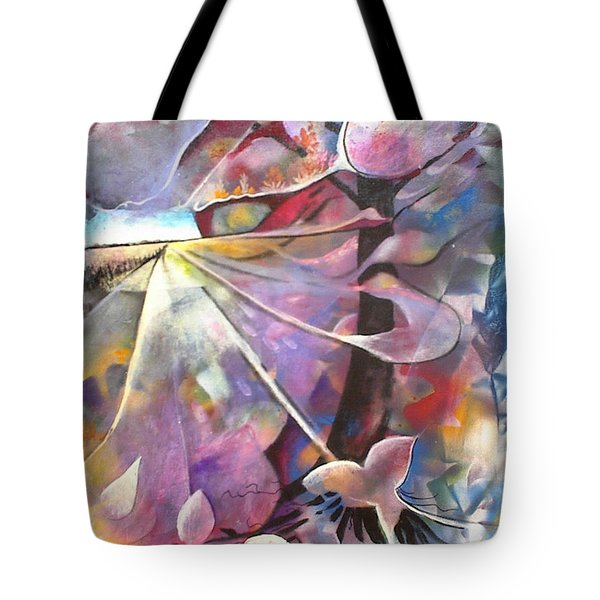 Lost Butterflys Tote Bag