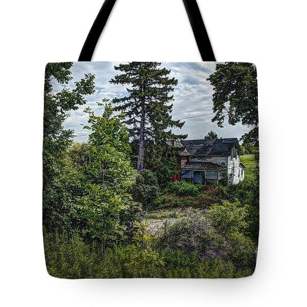 Lost Farm Tote Bag