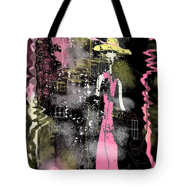 Lost Heart Tote Bag by Sladjana Lazarevic