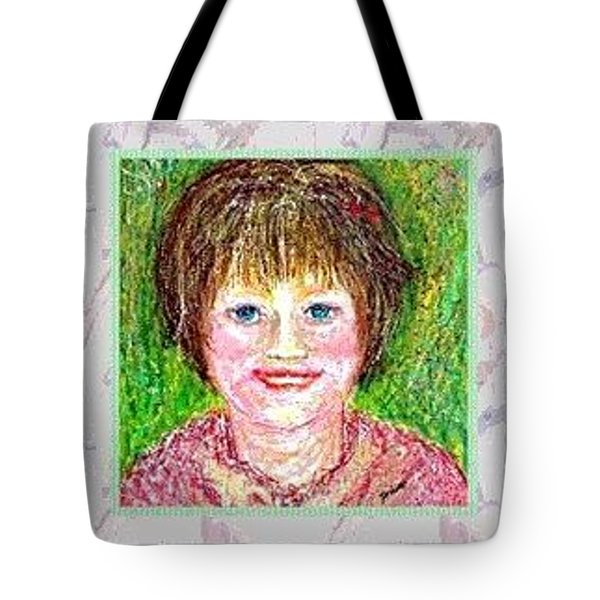 Lost In Childhood Tote Bag by Desline Vitto