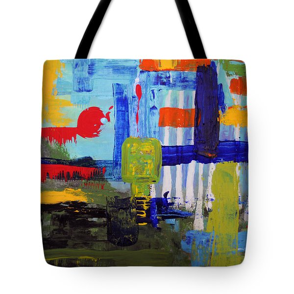 Lost In Forest Tote Bag