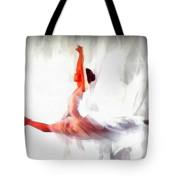 Lost In Motion - Celion Tote Bag