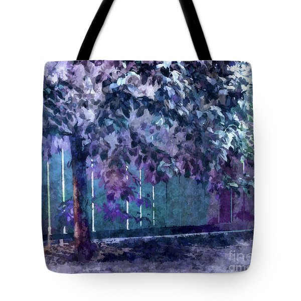 Lost In Reverie Tote Bag