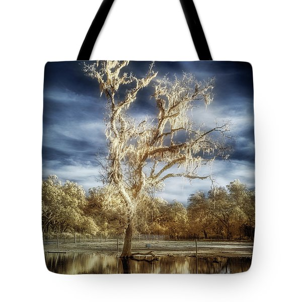 Lost In The Flood Tote Bag