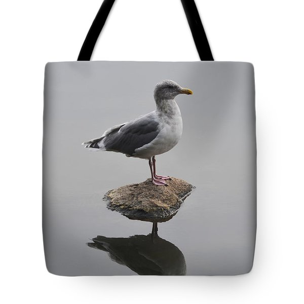 Lost In The Lagoon Tote Bag