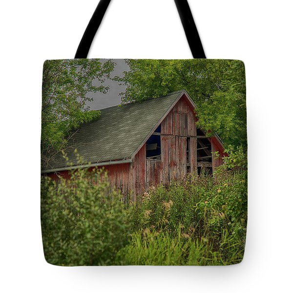 Tote Bag featuring the photograph Lost In The Woods by JRP Photography