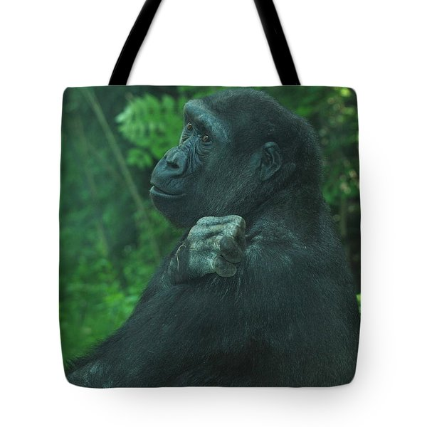 Tote Bag featuring the photograph Lost In Thought by Richard Bryce and Family