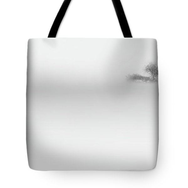 Tote Bag featuring the photograph Lost Island by Bill Wakeley