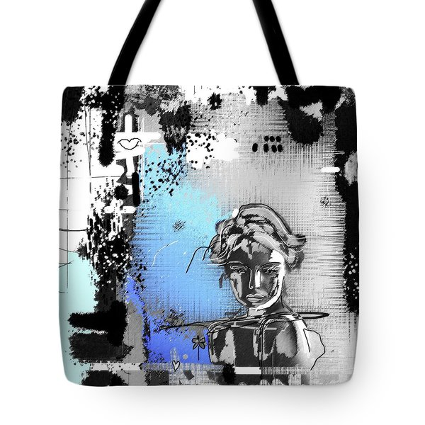 Lost Love Tote Bag by Sladjana Lazarevic