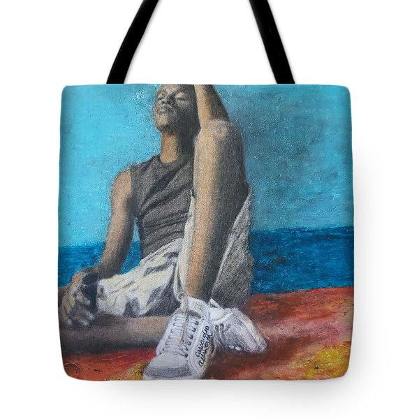 Lost Oasis Tote Bag