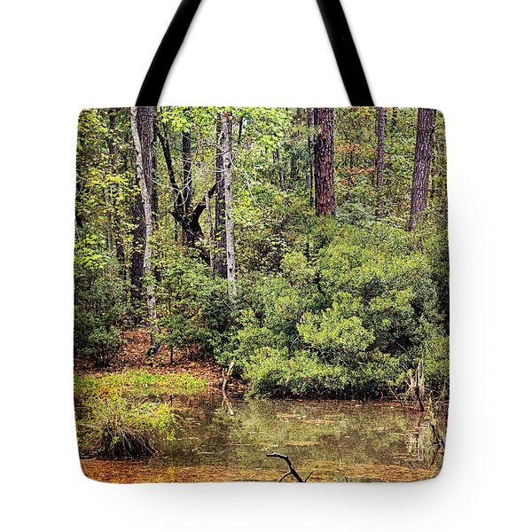 Lost Pond Tote Bag