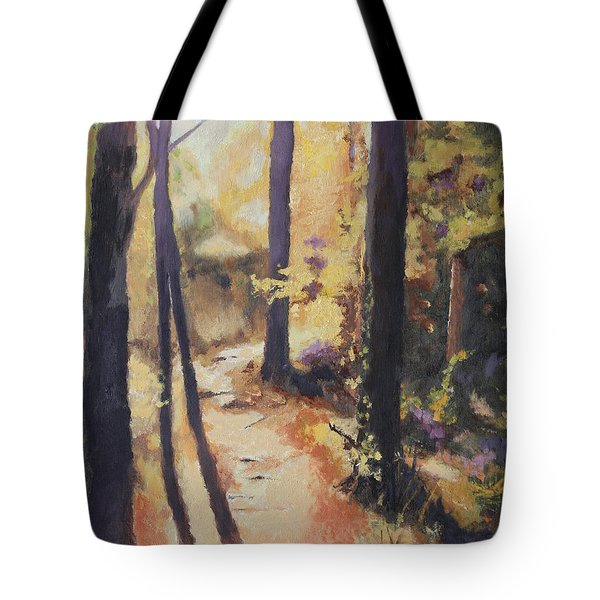 Lost Tote Bag by Rachel Hames