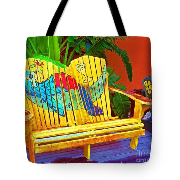 Lost Shaker Of Salt 2 Tote Bag by Debbi Granruth