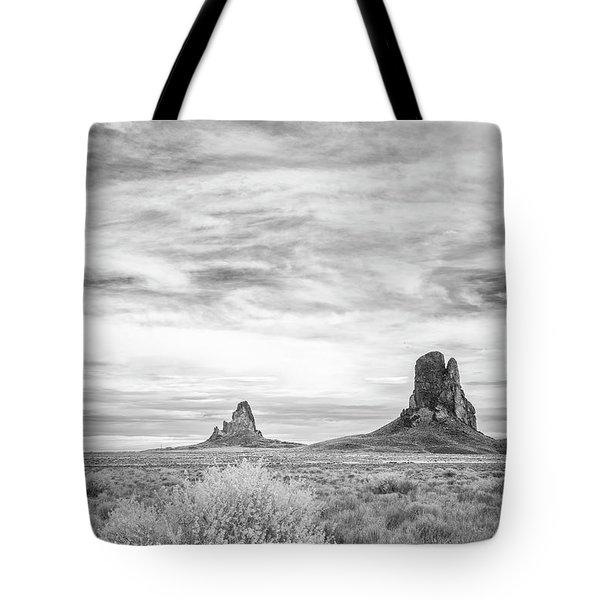 Lost Souls In The Desert Tote Bag by Jon Glaser