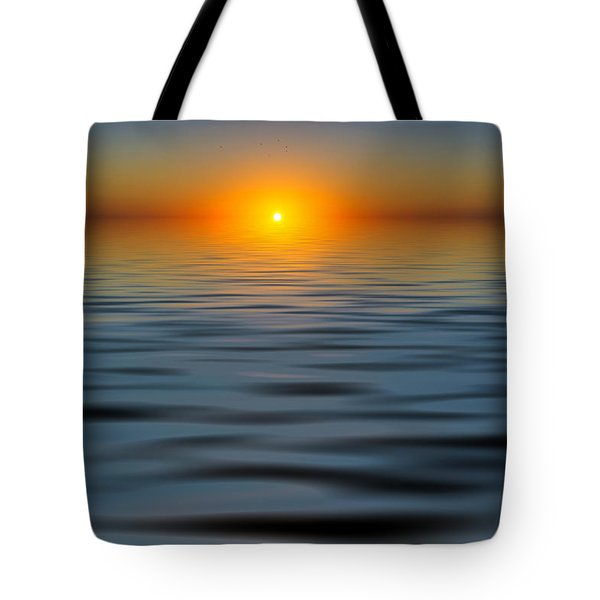Lost Sun Tote Bag