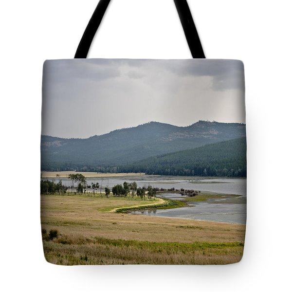 Lost Trail Wildlife Refuge 2 Tote Bag