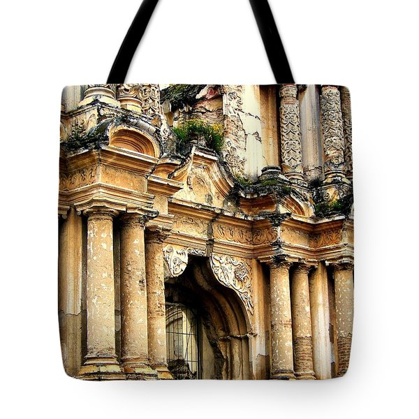 Lost Treasures Tote Bag by Karen Wiles