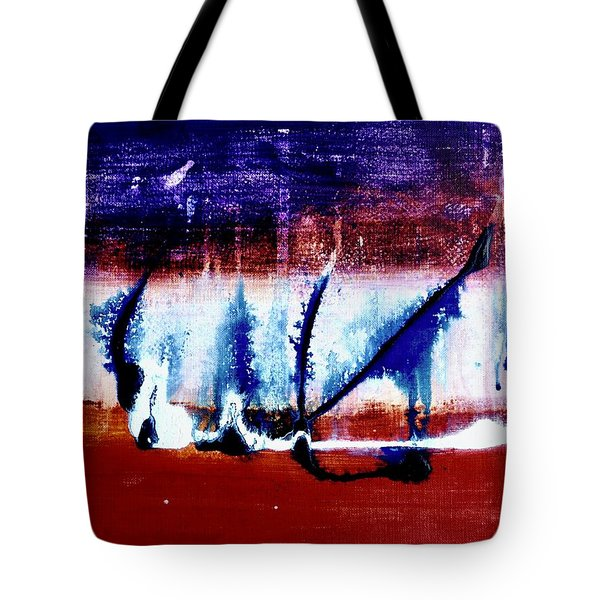 Lost Version 2 Tote Bag