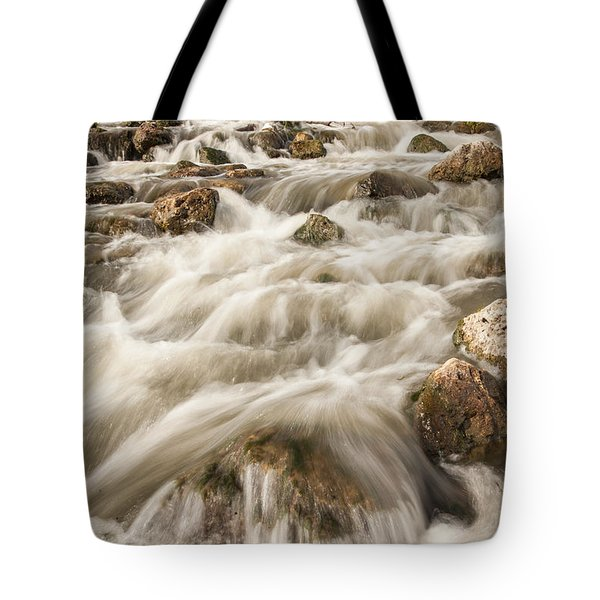 Lost Waterfall Tote Bag