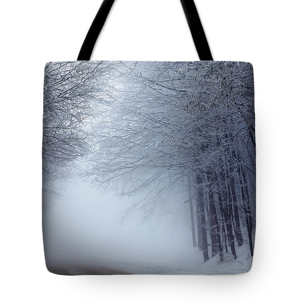 Lost Way Tote Bag by Evgeni Dinev