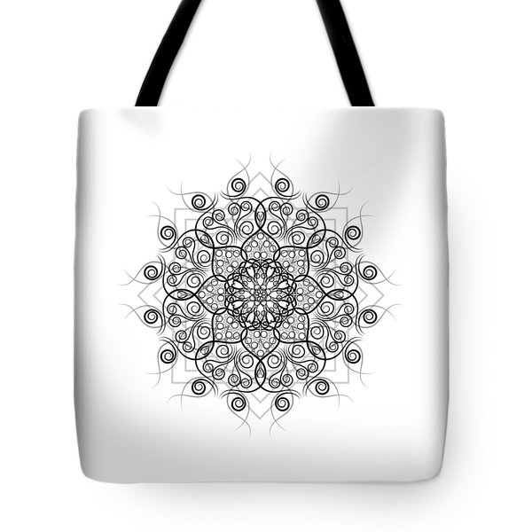 Lotus #1 Tote Bag