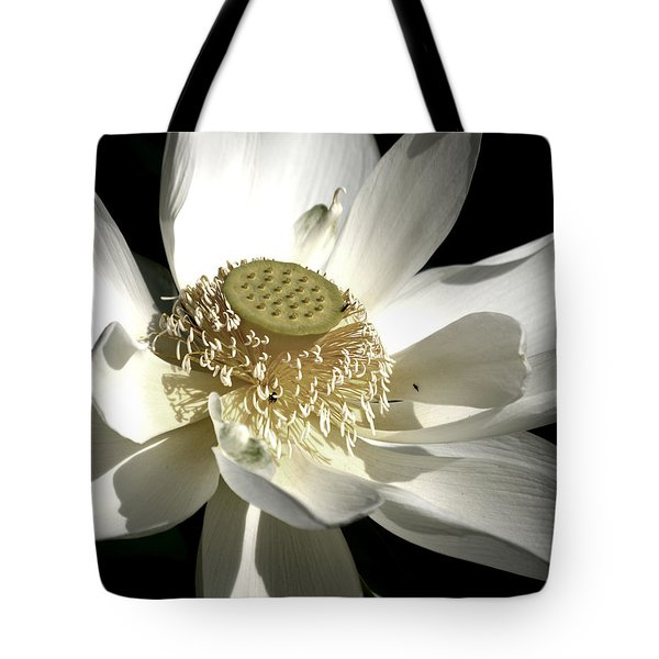 Lotus 8514ds Tote Bag