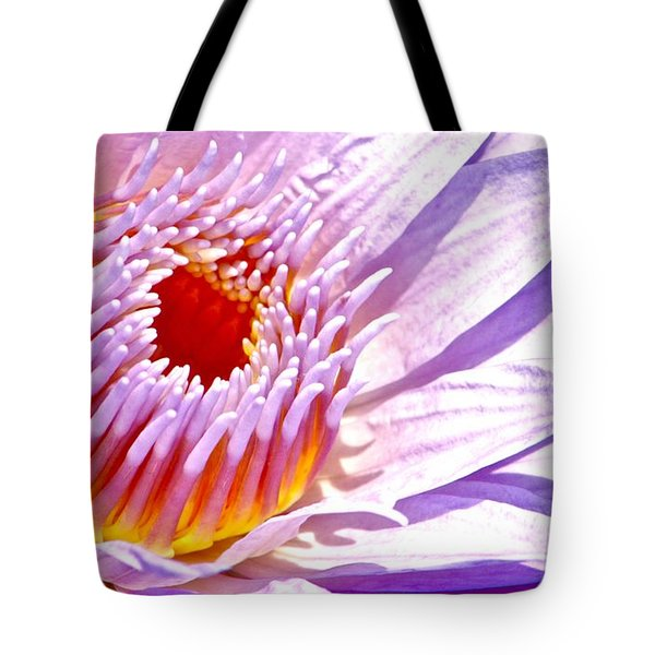 Lotus Eye Tote Bag