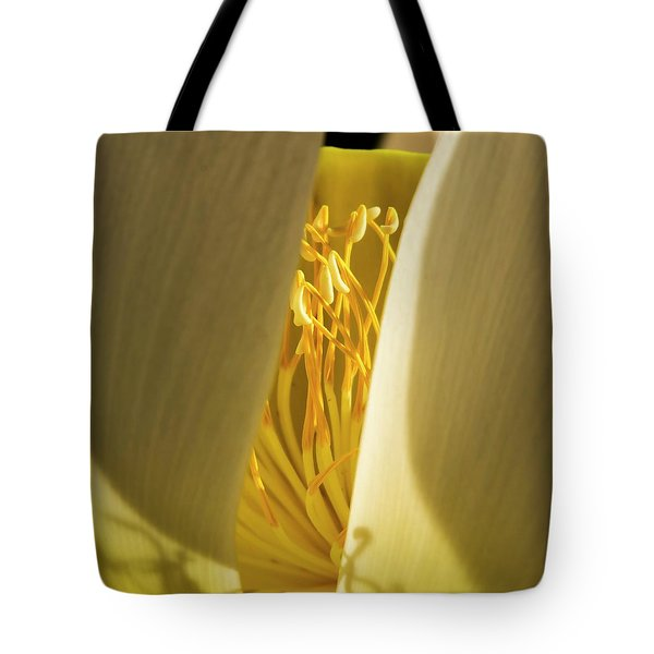 Tote Bag featuring the photograph Lotus Flower 3 by Buddy Scott