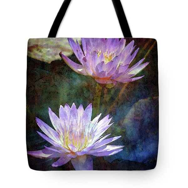 Lotus Reflections 2980 Idp_2 Tote Bag