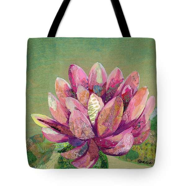 Lotus Series II - 1 Tote Bag