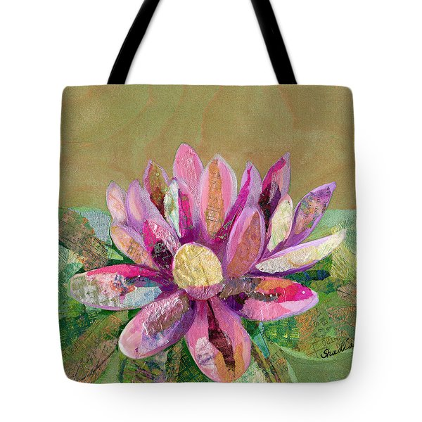 Lotus Series II - 2 Tote Bag