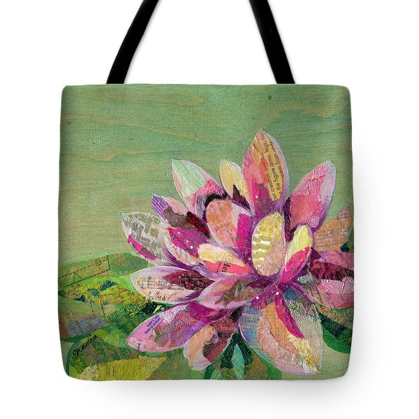 Lotus Series II - 5 Tote Bag