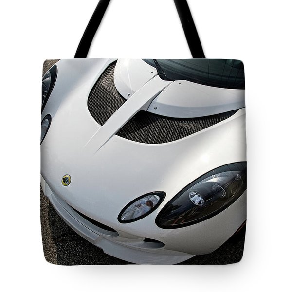 Tote Bag featuring the photograph Lotus Smile by Joel Witmeyer
