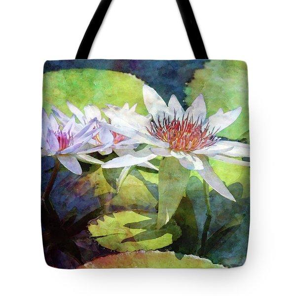 Lotus Trio 2923 Idp_2 Tote Bag