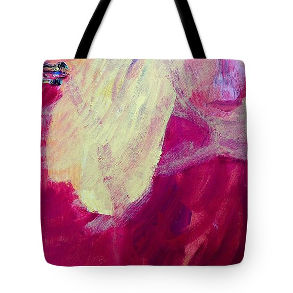 Louella Tries To Have Hope Tote Bag