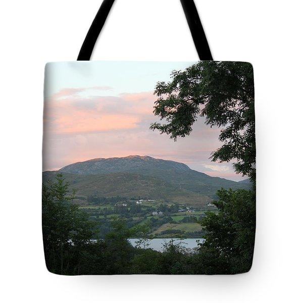 Lough Eske 4258 Tote Bag