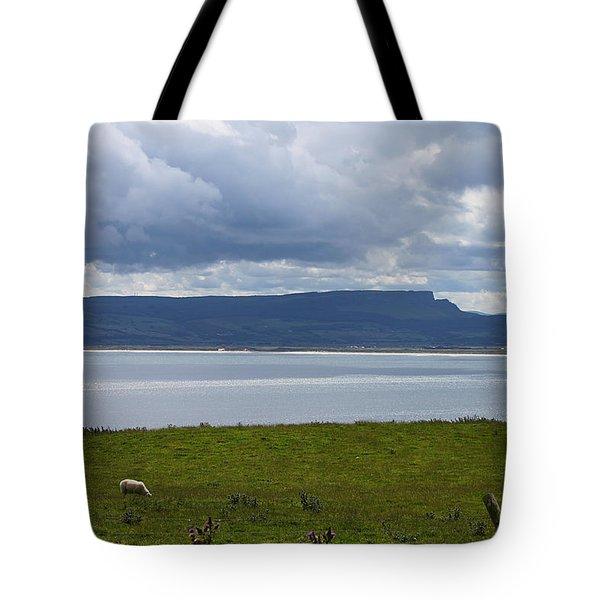 Lough Foyle 4171 Tote Bag