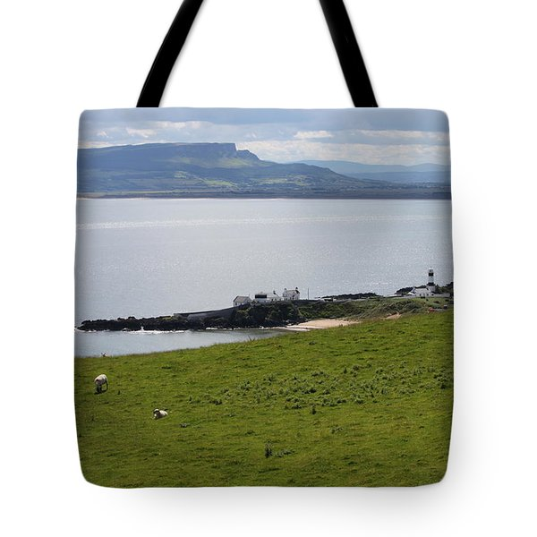 Lough Foyle 4210 Tote Bag